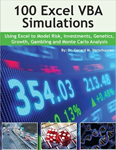 100 Excel VBA Simulations 1st Edition Pdf Free Download