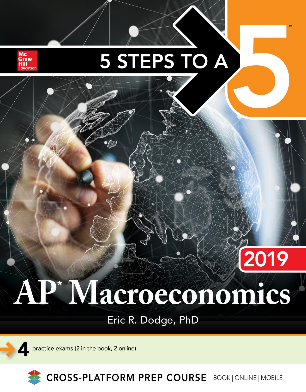 5 Steps to a 5: AP Macroeconomics 2019 1st Edition Pdf Free Download