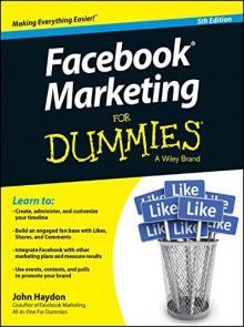 Facebook Marketing For Dummies 5th Edition Pdf Free Download
