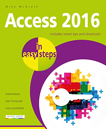 Access 2016 in easy steps 1st Edition Pdf Free Download