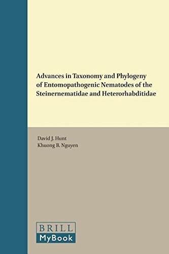 Advances in Taxonomy and Phylogeny of Entomopathogenic Nematodes 1st Edition Pdf Free Download