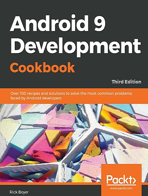 Downloading Android 9 Development Cookbook 3rd Edition