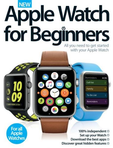 Downloading Apple Watch for Beginners 4th Edition