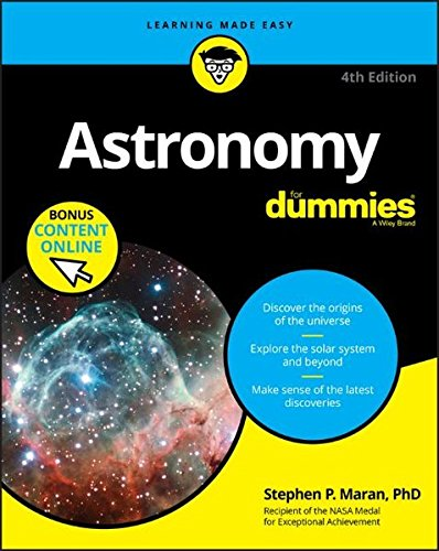 Astronomy For Dummies 4th Edition Pdf Free Download