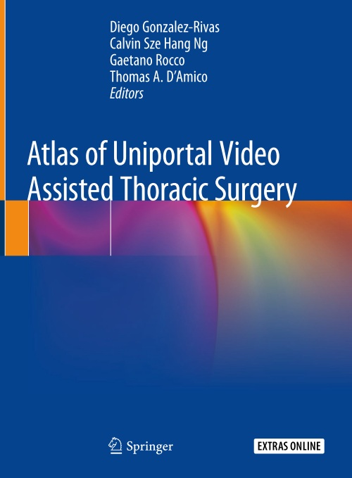 Atlas of Uniportal Video Assisted Thoracic Surgery 1st Edition Pdf Free Download