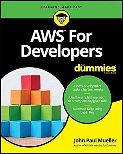 AWS for Developers For Dummies 1st Edition Pdf Free Download