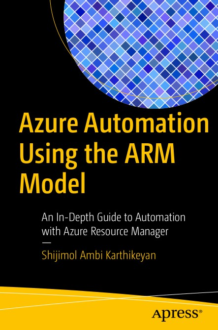Azure Automation Using the ARM Model 1st Edition Pdf Free Download