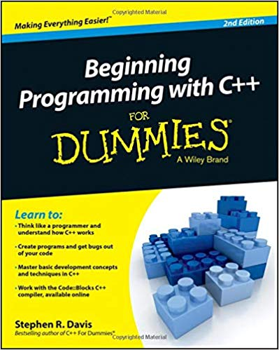 Beginning Programming with C++ For Dummies 2nd Edition Pdf Free Download