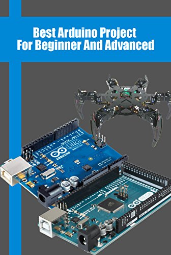 Best Arduino Project For Beginner And Advanced 1st Edition Pdf Free Download