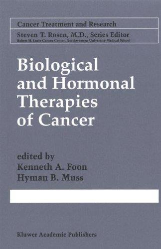 Biological and Hormonal Therapies of Cancer 1st Edition Pdf Free Download