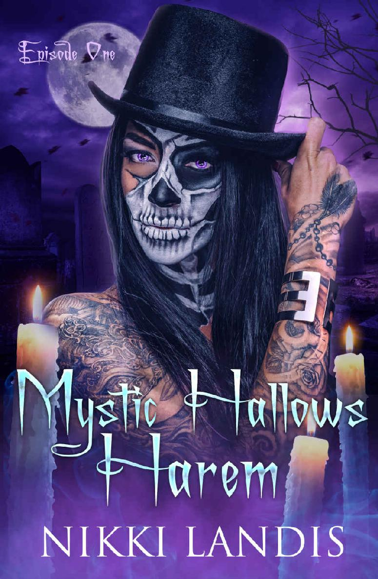 Black Magic Voodoo: A Paranormal Reverse Harem Romance (Mystic Hallows Harem #1) 1st Edition Pdf Free Download