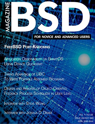 BSD: For novice and advanced Users 1st Edition Pdf Free Download