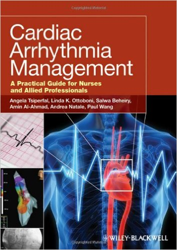 Cardiac Arrhythmia Management: A Practical Guide for Nurses and Allied Professionals 1st Edition Pdf Free Download