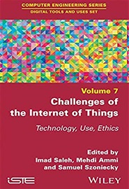 Challenges of the Internet of Things: Technique, Use, Ethics 1st Edition Pdf Free Download