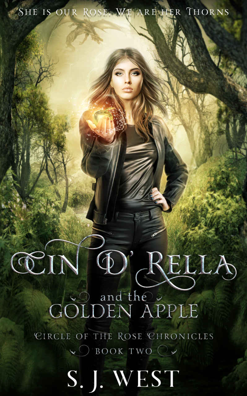 Cin d'Rella and the Golden Apple 1st Edition Pdf Free Download