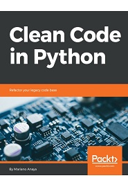 Clean Code in Python 1st Edition Pdf Free Download