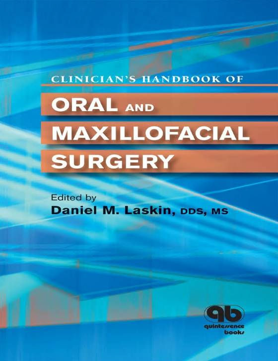 Clinician's Handbook of Oral and Maxillofacial Surgery 1st Edition Pdf Free Download