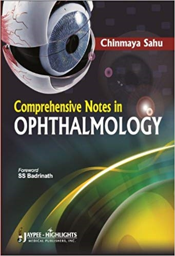 Comprehensive Notes in Ophthalmology 1st Edition Pdf Free Download