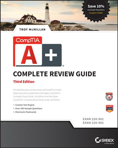 CompTIA A+ Complete Review Guide: Exams 220-901 and 220-902 3rd Edition Pdf Free Download
