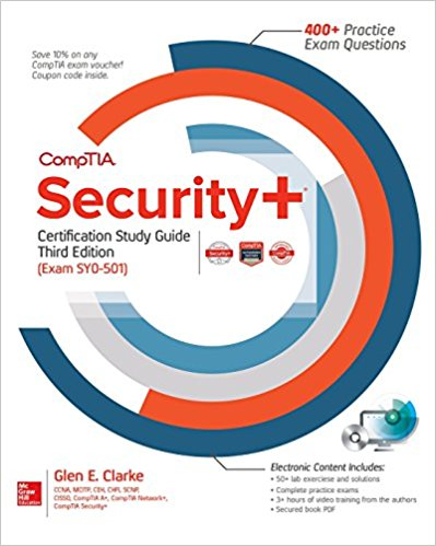 CompTIA Security+ Certification Study Guide 3rd Edition Pdf Free Download