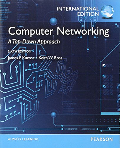 Computer Networking 6th Edition Pdf Free Download