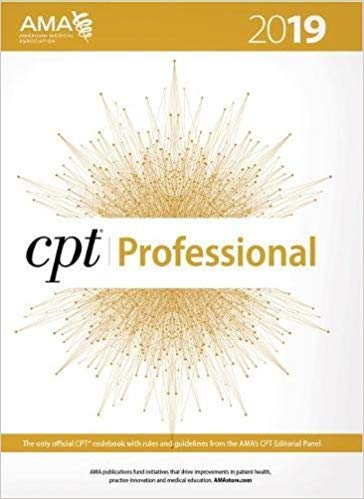 CPT Professional Edition 2019 1st Edition Pdf Free Download