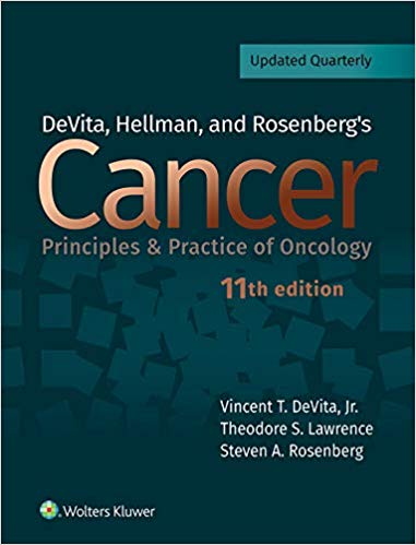 DeVita, Hellman, and Rosenberg's Cancer 11th Edition Pdf Free Download