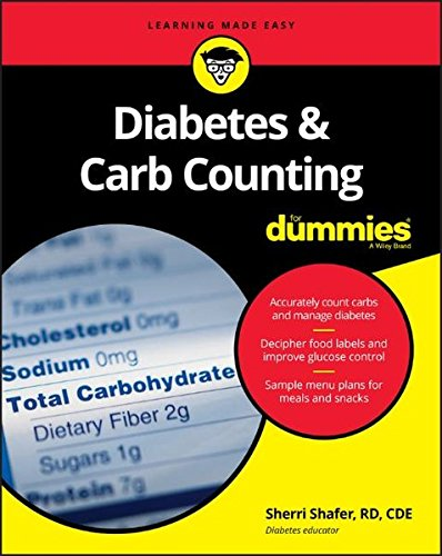 Diabetes and Carb Counting For Dummies 1st Edition Pdf Free Download