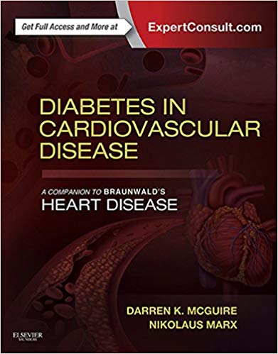 Diabetes in Cardiovascular Disease: A Companion to Braunwald's Heart Disease 1st Edition Pdf Free Download