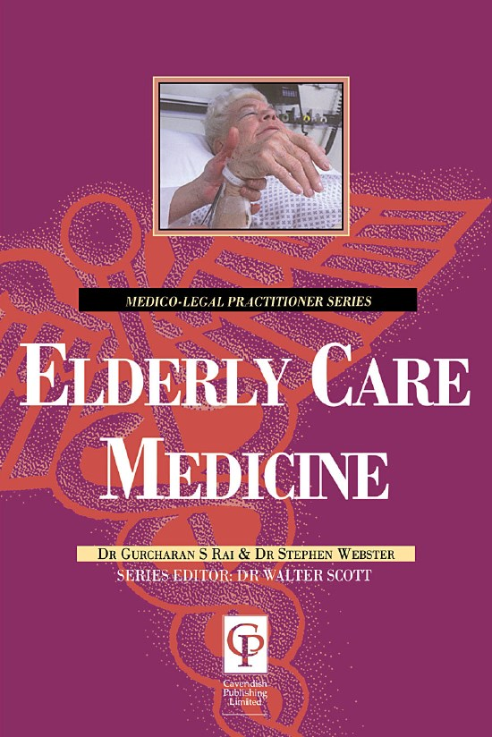 Elderly Care Medicine for Lawyers 1st Edition Pdf Free Download