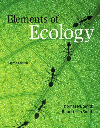 Read Elements of Ecology 8th Edition