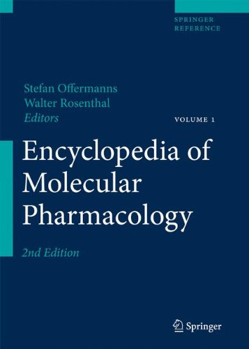 Encyclopedia of Molecular Pharmacology (Vol 1 & 2) 2nd Edition Pdf Free Download