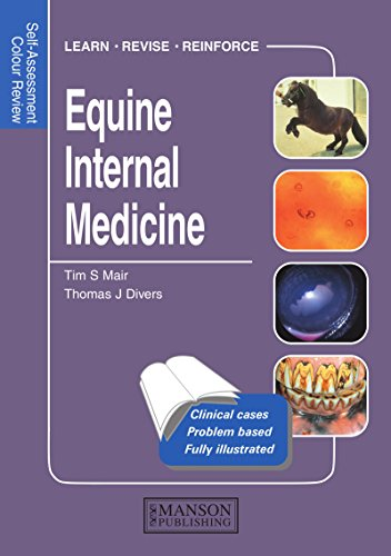 Equine Internal Medicine: Self-Assessment Color Review 1st Edition Pdf Free Download