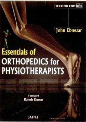 Essentials of Orthopedics for Physiotherapists 2nd Edition Pdf Free Download