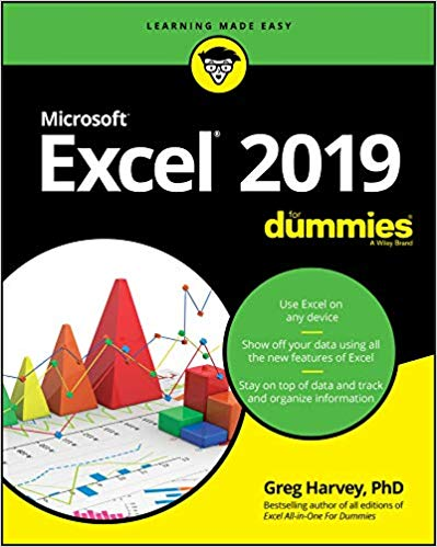Excel 2019 For Dummies 1st Edition Pdf Free Download