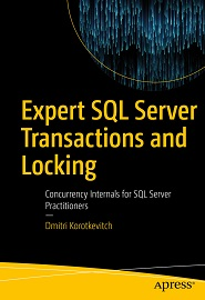 Expert SQL Server Transactions and Locking 1st Edition Pdf Free Download