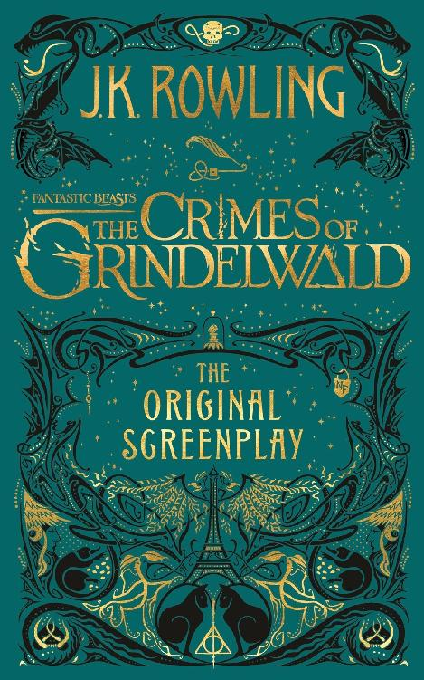 Fantastic Beasts: The Crimes of Grindelwald 1st Edition Pdf Free Download