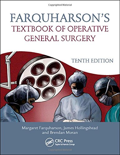 Farquharson's Textbook of Operative General Surgery 10th Edition Pdf Free Download
