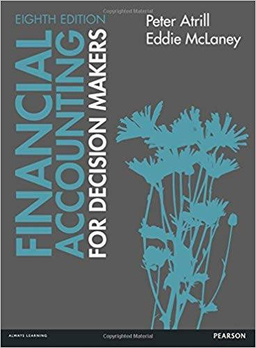 Financial Accounting for Decision Makers 8th Edition Pdf Free Download