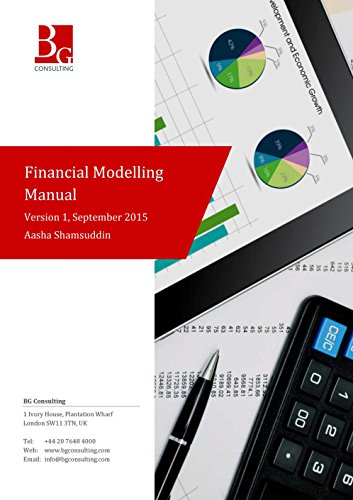 Financial Modelling Manual 1st Edition Pdf Free Download