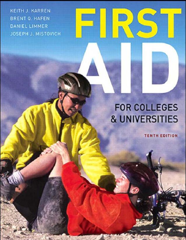 First Aid for Colleges and Universities 10th Edition Pdf Free Download