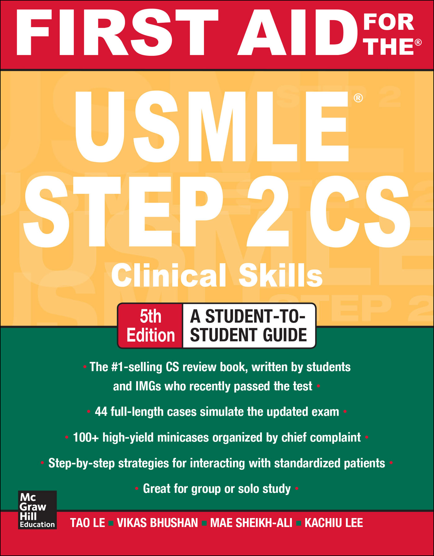 First Aid for the USMLE Step 2 CS 5th Edition Pdf Free Download