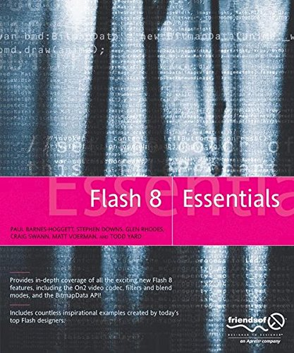 Flash 8 Essentials 1st Edition Pdf Free Download