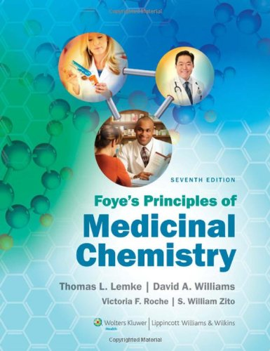 Foye's Principles of Medicinal Chemistry 7th Edition Pdf Free Download