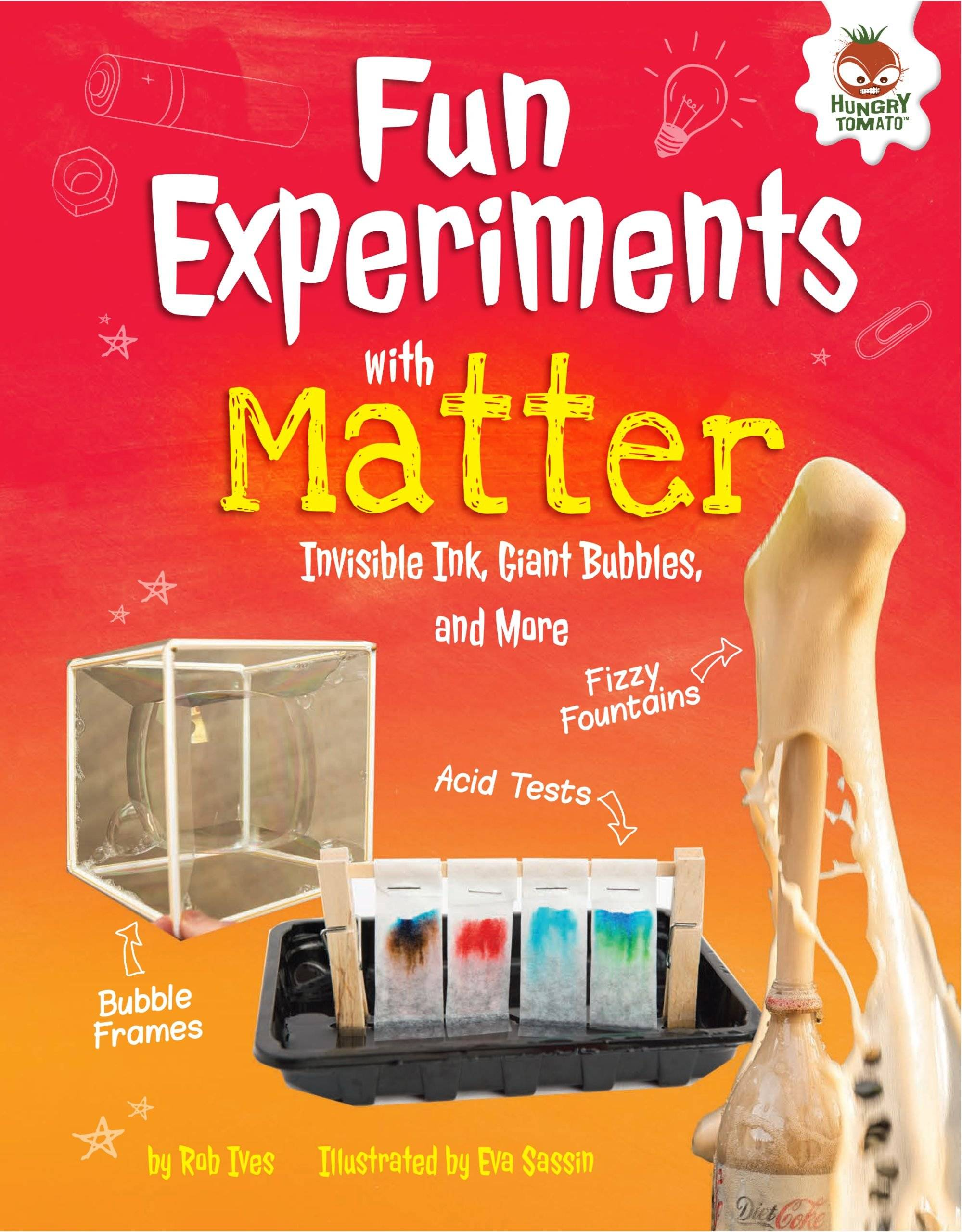 Fun Experiments With Matter 1st Edition Pdf Free Download