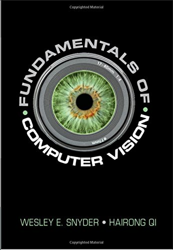 Fundamentals of Computer Vision 1st Edition Pdf Free Download