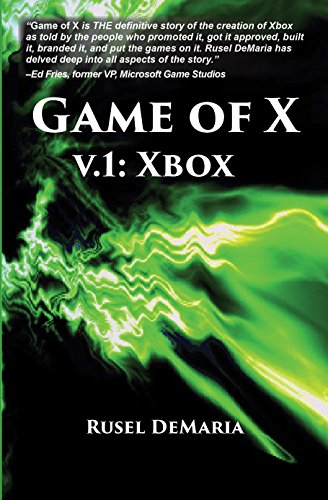 Game of X v.1: Xbox 1st Edition Pdf Free Download