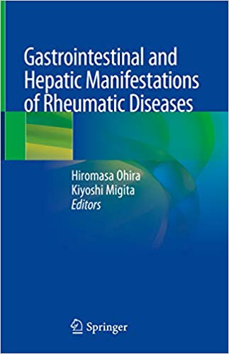 Gastrointestinal and Hepatic Manifestations of Rheumatic Diseases 1st Edition Pdf Free Download