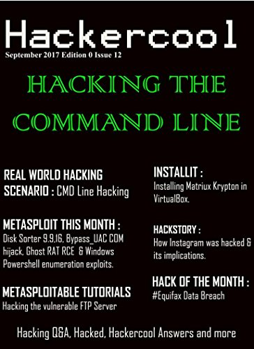 Hackercool: Hacking The Command Line 1st Edition Pdf Free Download