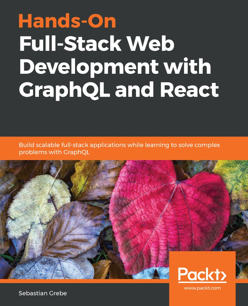 Hands-On Full-Stack Web Development with GraphQL and React 1st Edition Pdf Free Download